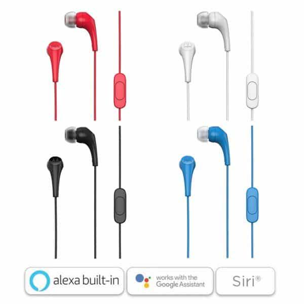 Audífonos manos libres Motorola SH006_2_colores
