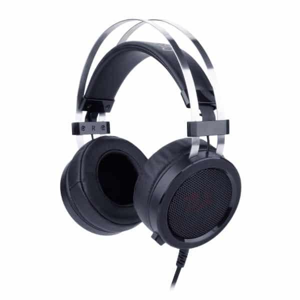 Audífonos Gamer Redragon SCYLLA H901 (Jack 3.5mm, Micrófono 360, Negro)_4