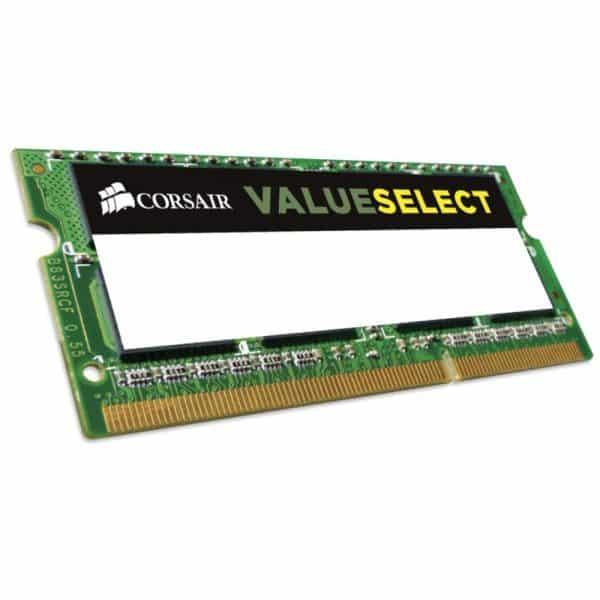 Memoria RAM Corsair Value Select de 4GB