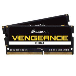 Memoria RAM Corsair Vengeance de 16GB (DDR4, SODIMM, 2666MHz)