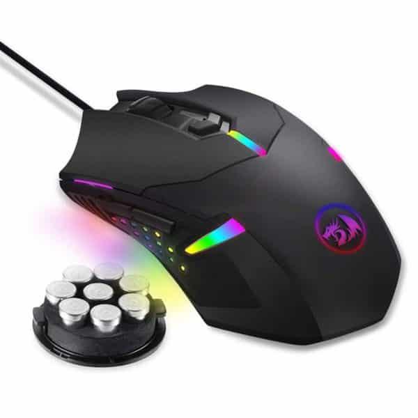 Mouse Gamer Redragon Centrophorus2 M601-RGB