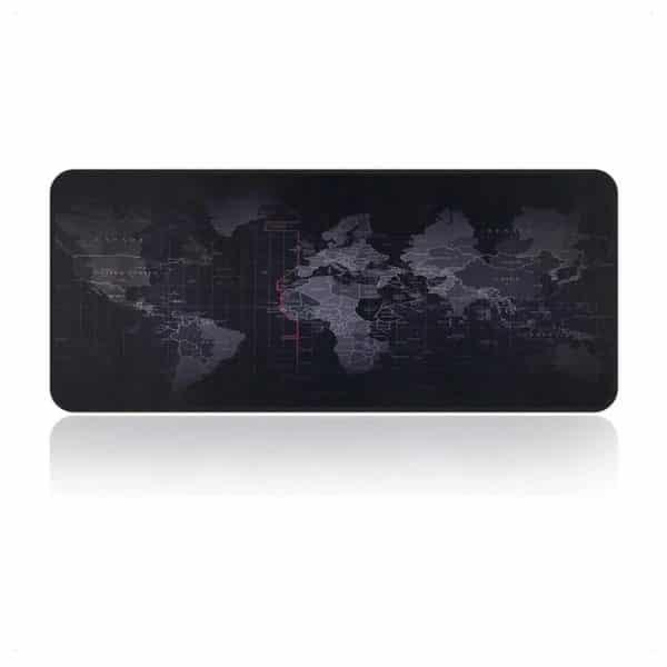 Mouse pad Diseño mapa mundo - XXL (90x40x3)