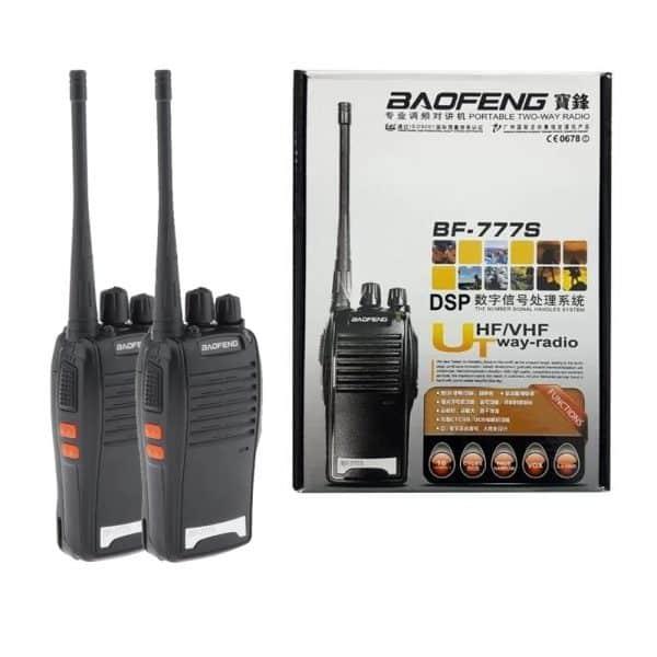 Radio Walkie Talkie - Baofeng BF-777S