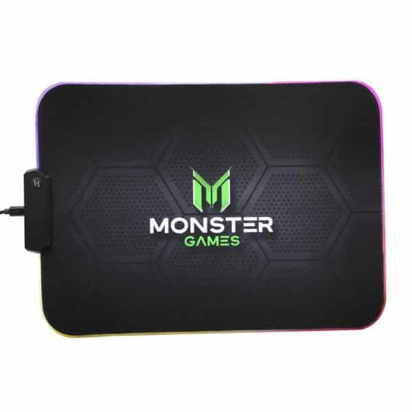 Mousepad Monster Games PA351 - Speed (35x25cm), RGB
