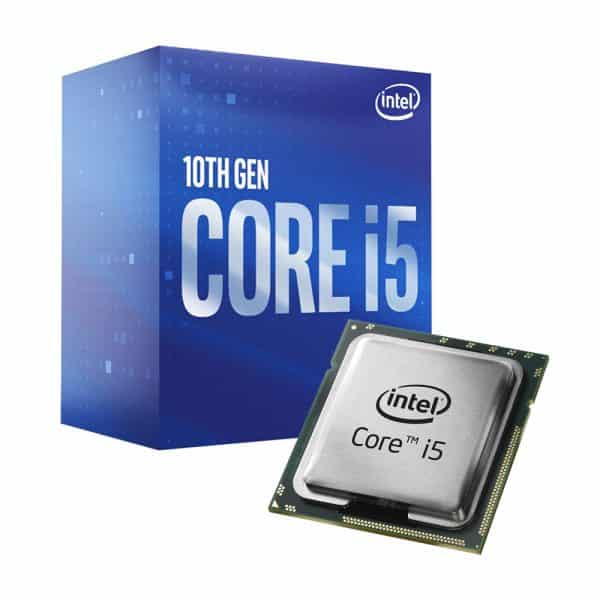 Procesador Intel® Core™ i5-10400F, 2.9 GHz, LGA120010th Gen. (Hasta 4.30 GHz), Sin Gráficos-3