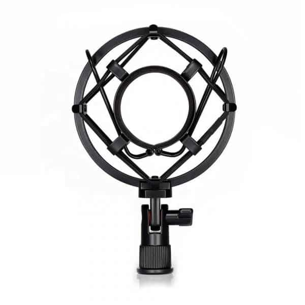 Soporte araña de Micrófono MAONO AU-SM60, anti-choques