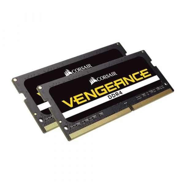 Set Memoria RAM Corsair Vengeance DDR4, 8 GB - 2x4GB, 2666MHz, Para Notebook-1