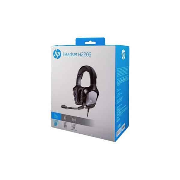Audífonos Gamer HP H220S, Micrófono Flexible, Jack 3.5mm-1