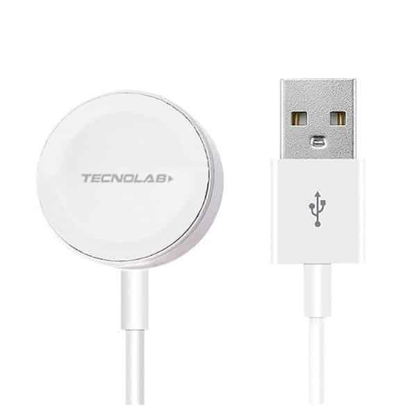 Cargador Magnético Smart Watch Tecnolab TL112 - App Watch, USB