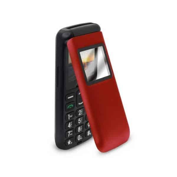 Celular Tecnolab TL038 - Dual SIM 3G - con tapita para adulto mayor