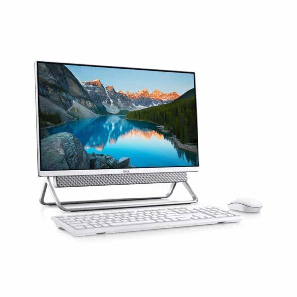 "All in One Dell Inspiron 5400 de 23.8"" (i7-1165G7, GeForce MX330, 16GB RAM, 256GB SSD+1TB, Win10, Plateado)"
