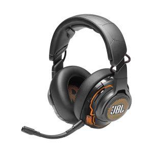 Audífonos Gamer JBL Quantum One con cancelación sonido (Jack 3.5mm, RGB, Negro)