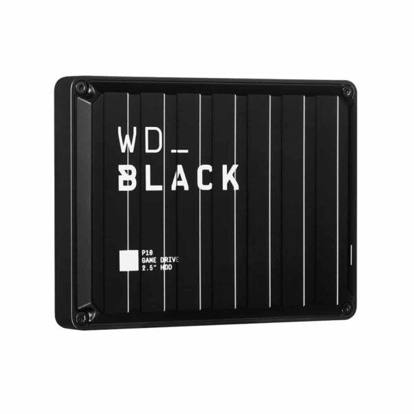 Disco portátil Western Digital WD_BLACK P10 Game Drive de 4TB (USB 3.2, PS4, Xbox One, PC y Mac)