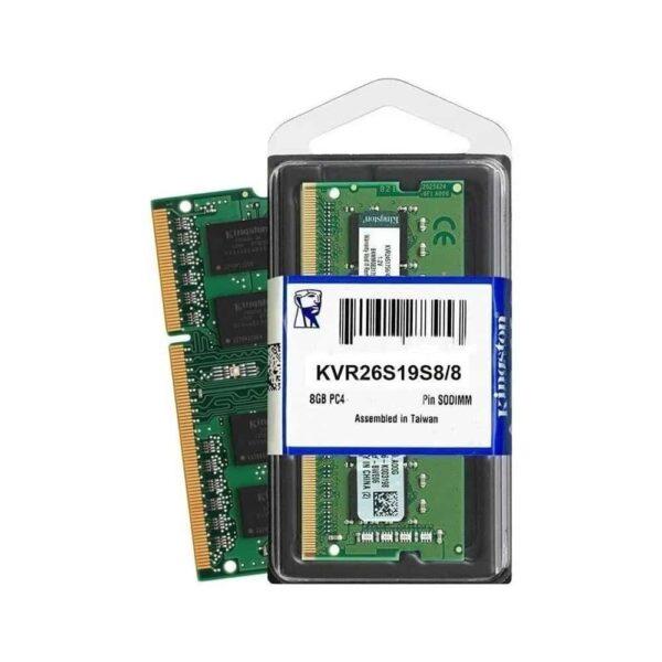 Memoria RAM Kingston 8GB (DDR4, 2666MHz, CL19, SODIMM) para Notebook-33