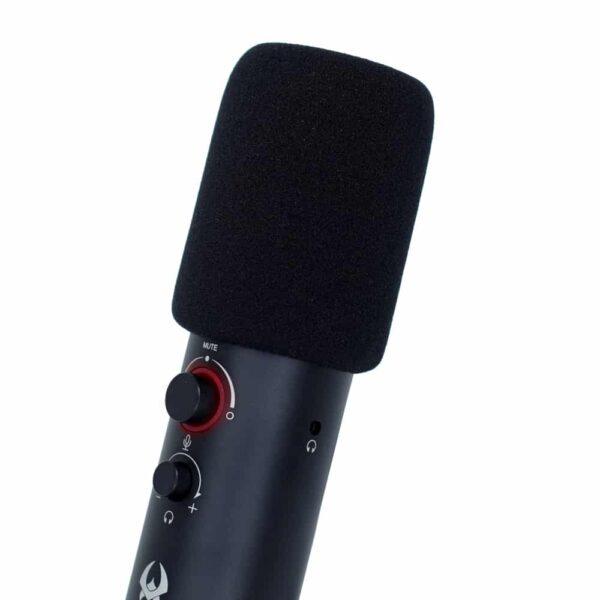 Micrófono Condensador Profesional Kronos Mistral Pro - RGB-6