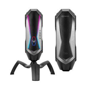 Micrófono Profesional Gamer Kronos Mistral - RGB