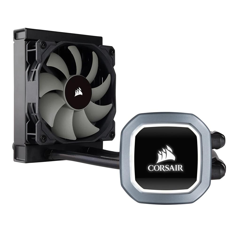 Refrigeración líquida Corsair Hydro Series H60 (Intel-AMD, 120mm)